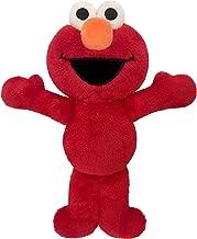 Jay Franco Sesame Street Plus Stuffed Red Elmo Pillow Buddy - Super Soft Polyester Microfiber, 20