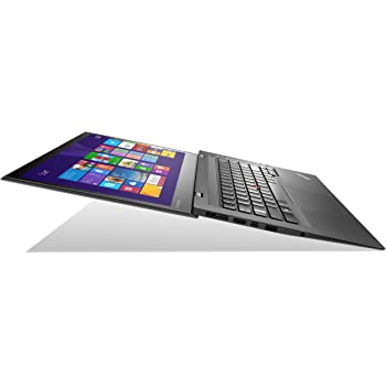 "Lenovo Thinkpad X1 Carbon Touch 14-Inch Touchscreen Ultrabook - Core i5-4300U, 14"" MultiTouch WQHD Display (2560x1440), 128GB SSD, Windows 8.1 Professional"