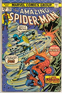 Amazing Spider-Man, The No. 143 (A Brand-New Menance for Spidey to Battle! …and Cyclone is his Name!)
