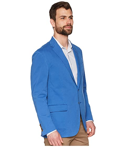 Very Cheap Sale Online Polo Ralph Lauren Garment Dyed Cotton Stretch Sportcoat Cerulean Buy Cheap Best Seller Discount With Paypal Cheap Reliable cxON4F