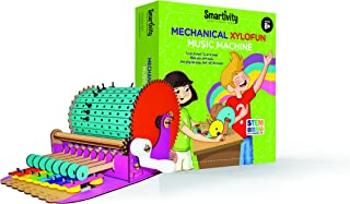 Smartivity Mechanical Xylofun Music Machine - S.T.E.M., S.T.E.A.M. learning, Ages 8 Years and Up