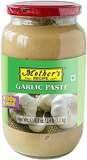ガーリック ペースト 1000g Mother's Garlic Paste SARTAJ サルタージ…लहसून का पेस्ट सरताज 業務用