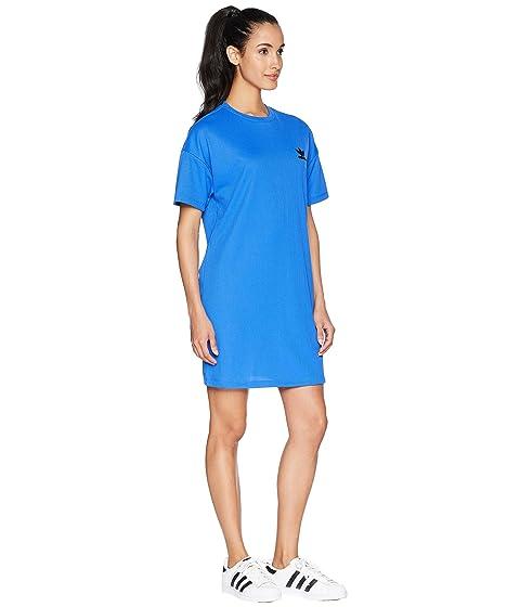 resolución Rib League Adidas Originals azul camiseta de Fashion vestido alta ZqZTFx8n