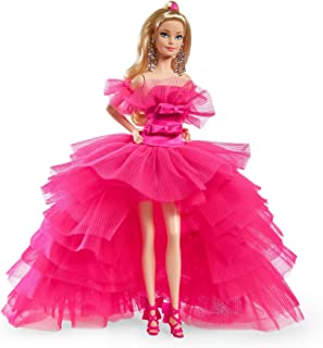 Barbie Pink Collection Doll 1