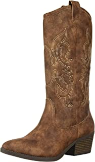 Women's Banjo Western Boot