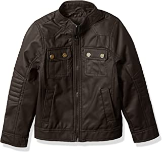 Urban Republic Boys' Officers Quilted Jacket