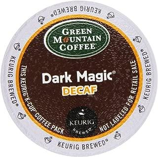 Green Mountain Dark Magic DECAF for Keurig Brewers 24 K-Cups (2 Pack)
