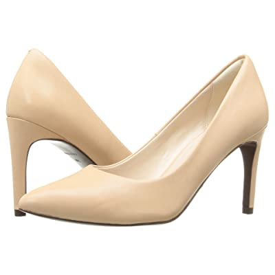 Cole Haan Amelia Grand Pump 85mm (Nude Leather) Women