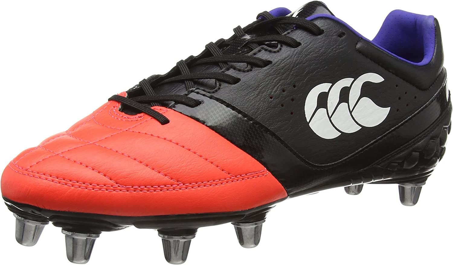 Canterbury 2016 Phoenix Club Long Beach Mall 8 Rugby Stud Outlet SALE Mens Training Boots