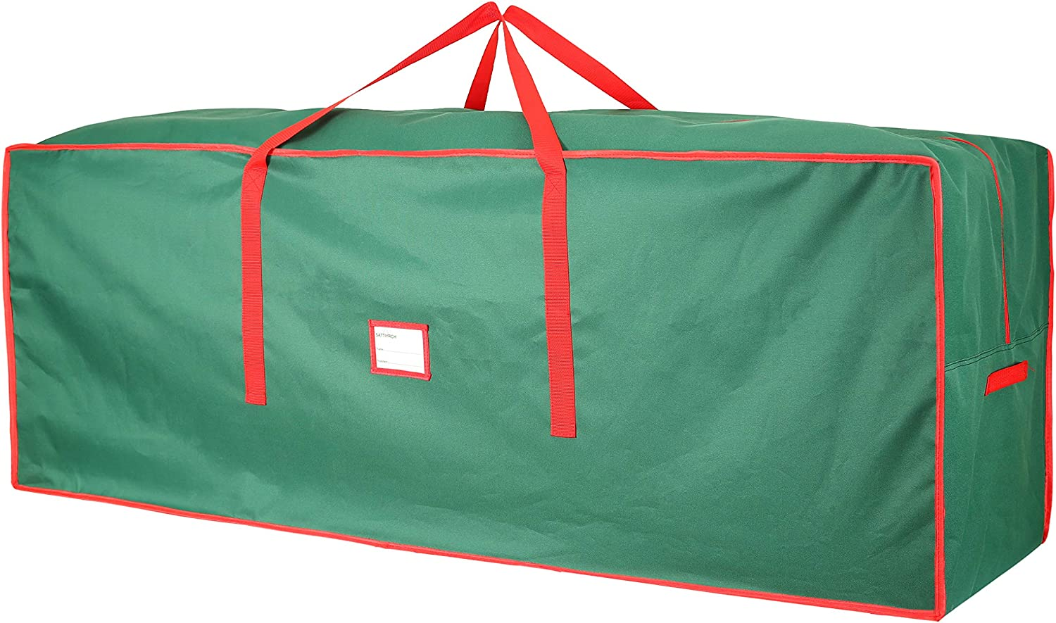 Christmas Tree Storage Bag,Heavy Duty 600D Oxford Xmas Holiday Extra Large Container up to 9