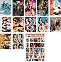 IDOLPARK K-POP Group 2019 New 12 Posters + 1 Sticker Set (All A3 Size) (REDVELVET)