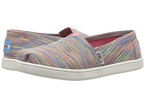 e82ba927a3ff TOMS Kids Seasonal Classics (Little Kid Big Kid) at 6pm