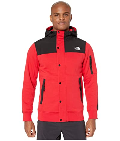 The North Face Highrail Fleece Jacket (TNF Red) Men