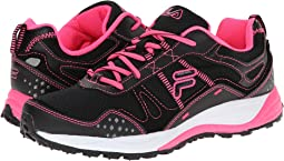 Black/Knockout Pink/White