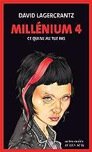 Millénium 4 - Ce qui ne me tue pas (Actes noirs) (French Edition)