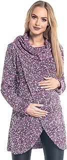 Happy Mama. para Mujer Suéter Cruzado Diseño de Capa