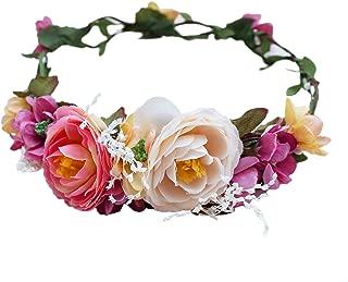 Best hawaiian flower headdress Reviews