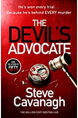 The Devil's Advocate: The Sunday Times Bestseller and follow up to THIRTEEN and FIFTY FIFTY (Eddie Flynn Series) (English Edition) Formato Kindle