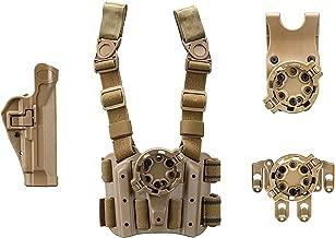 BLACKHAWK! 4305USACT-R Military Serpa Holster Combo Kit for Beretta 92/96/M9/M9A1