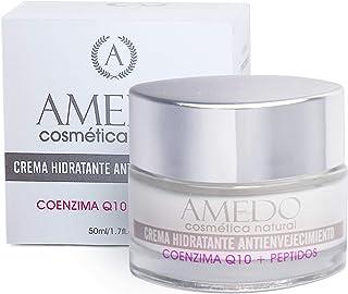 ALTAMENTE EFECTIVA - CREMA CON COENZIMA Q10 MAS PEPTIDOS - Crema hidratante antienvejecimiento para pieles jóvenes con p...