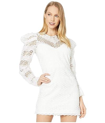 Bardot Lana Lace Dress (Ivory) Women