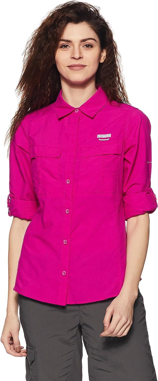 Columbia Women's Cascades Explorer Long Sale unisex SALE% OFF Sleeve Shirt