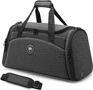 FitBeast Sporttasche Reisetasche mit Schuhsch & Nassfach - Männer & Frauen Fitnesstasche - Trainingstasche mit 9 Fächern &...