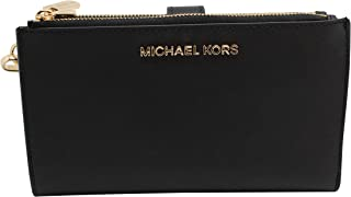 d76b1d9d39b1 Michael Kors Jet Set Travel double Zip Wristlet