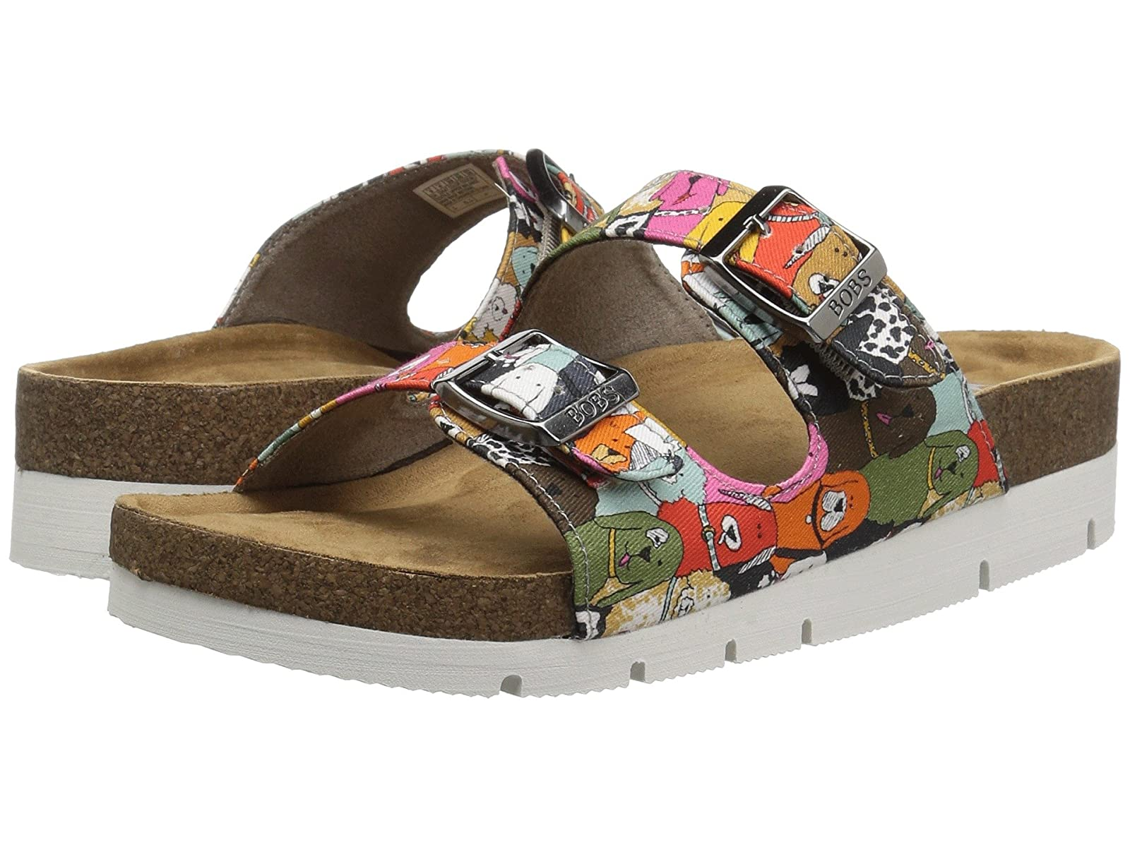 BOBS from SKECHERS Bobs Bohemian - PoundComfortable and distinctive shoes