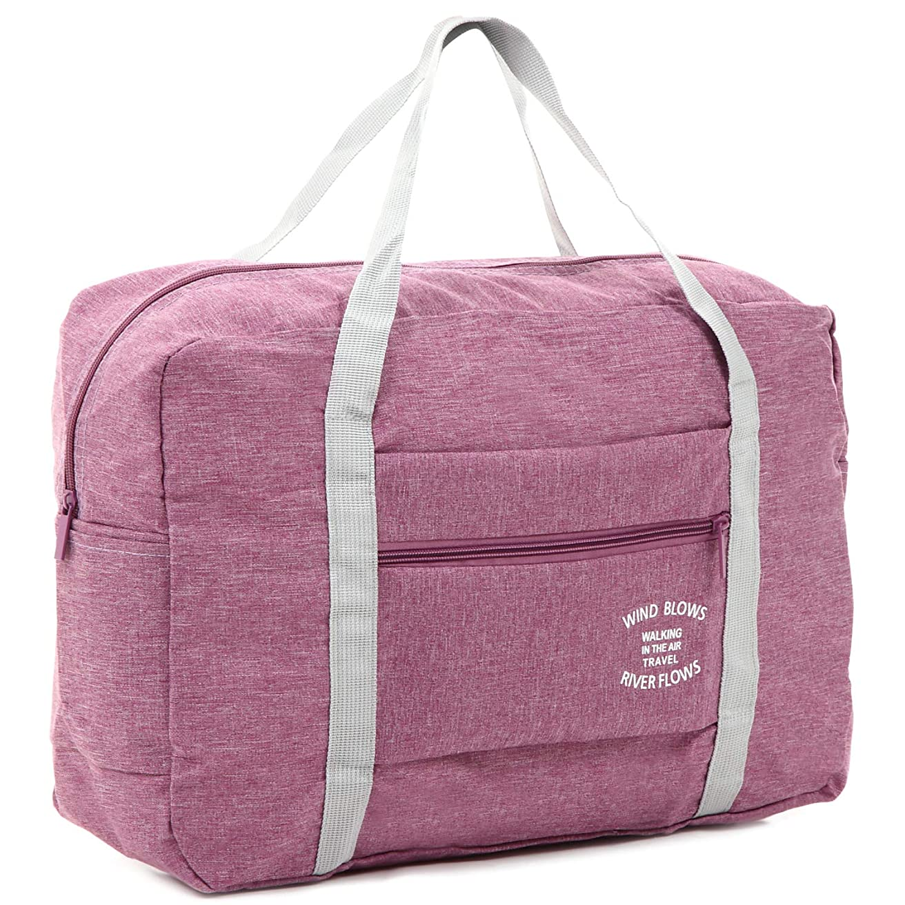 良心カトリック教徒盲信[excerly] キャリーオンバッグ 折りたたみ 軽量 トラベルバッグ 旅行バッグ