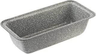 Salter 27CM Marble Collection Loaf Pan, Set of 1, Grey