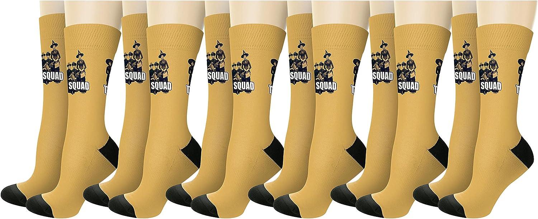 Tintype Photo Philadelphia Mall Over item handling ☆ The Squad Witch Novelty Coven Crew Socks Meme