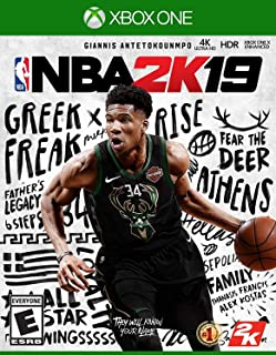 Nba 2k20 Roster Xbox One