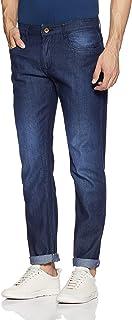 Diverse Men's Straight Fit Jeans