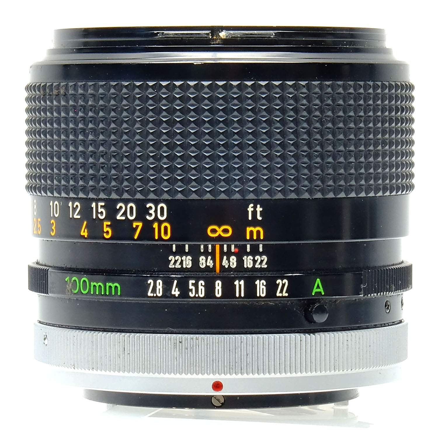 Canon 100mm F2 8 2 8 S S C