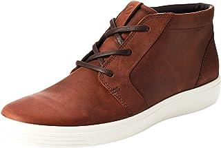 ECCO Soft 7 M, Sneaker a Collo Alto Uomo