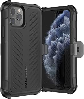 Ballistic Tough Jacket Maxx Series Holster Case for iPhone 11 Pro 5.8 Black