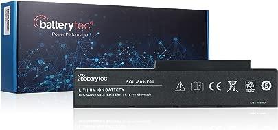 Batterytec  Laptop Akku f r FUJITSU-SIEMENS Amilo Li3710 Li3910 Li3560 Pi3560 Pi3660  FUJITSU SQU-809-F01 SQU-809-F02 3UR18650-2-T0182 S26393-E048--V613-03-0937 S26393-E048--V661-02-0938   11 1V 4400mAh  12 Monate Herstellergarantie