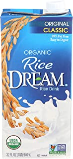Dream Blends Classic Original Organic Rice Drink, 32 oz