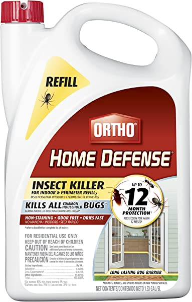 Ortho 0221910 071549022198 Home Defense Insect Killer For Indoor Perimeter Refill 1 33 GAL