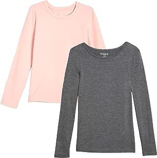 Blue//Purple 2pk Cute Boho Maxi in Black//Navy Gray//Pink KIDPIK Long Skirts for Girls
