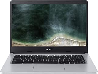 Acer Chromebook 14 Zoll (CB314-1H-C7PS) (ChromeOS, Laptop, FHD Display, Akkulaufzeit: Bis zu 12,5 Stunden, 4 GB LPDDR4 RAM / 64 GB eMMC, 1,5 Kg leicht, 19,7 mm dünn)