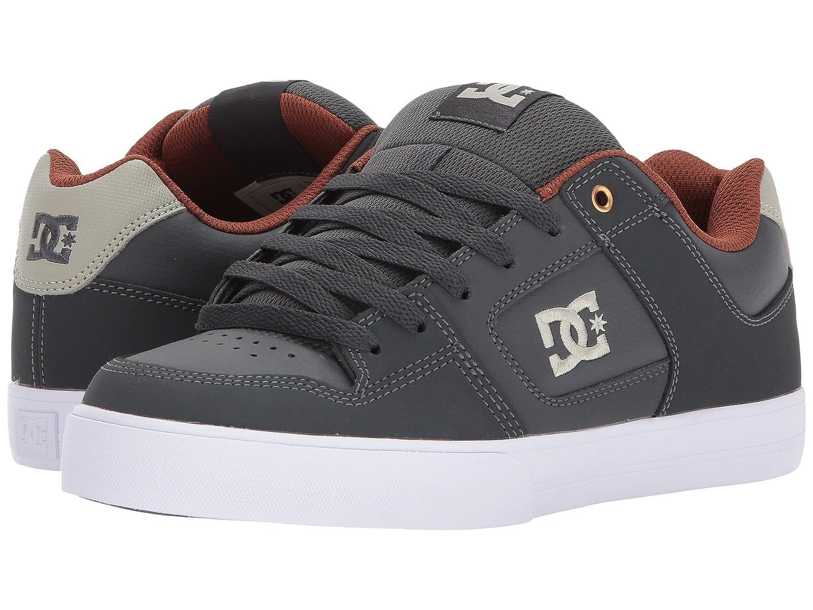 DC PureAtmospheric grades have affordable shoes