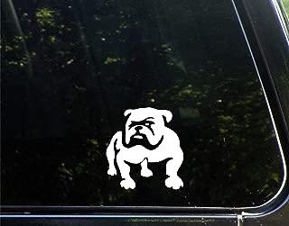 english bulldog car stickers