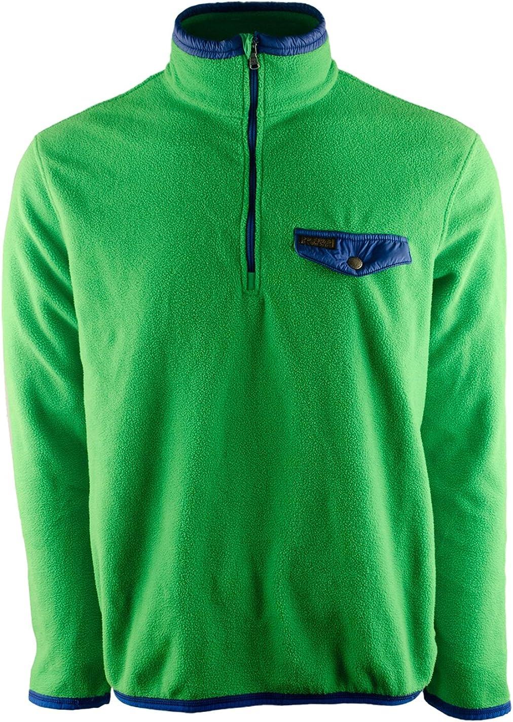 Polo Ralph Lauren Men's Long Sleeve Half-Zip Fleece Pullover