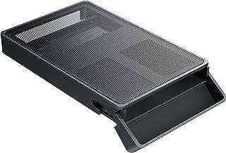 Inateck Carcasa Disco Duro con Rejilla Metálica para SATA HDD/SSD de 2.5 Pulgadas, Caja Externa con USB 3.0, soporta UASP,...
