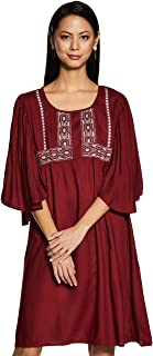 RARE Rayon A-Line Dress