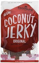 Vegan Coconut Jerky - Original Flavor - 1.5 oz