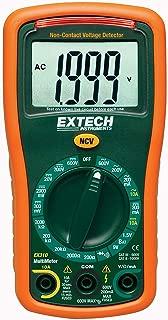 Extech EX310  9 Function Mini MultiMeter   Non-Contact Voltage Detector