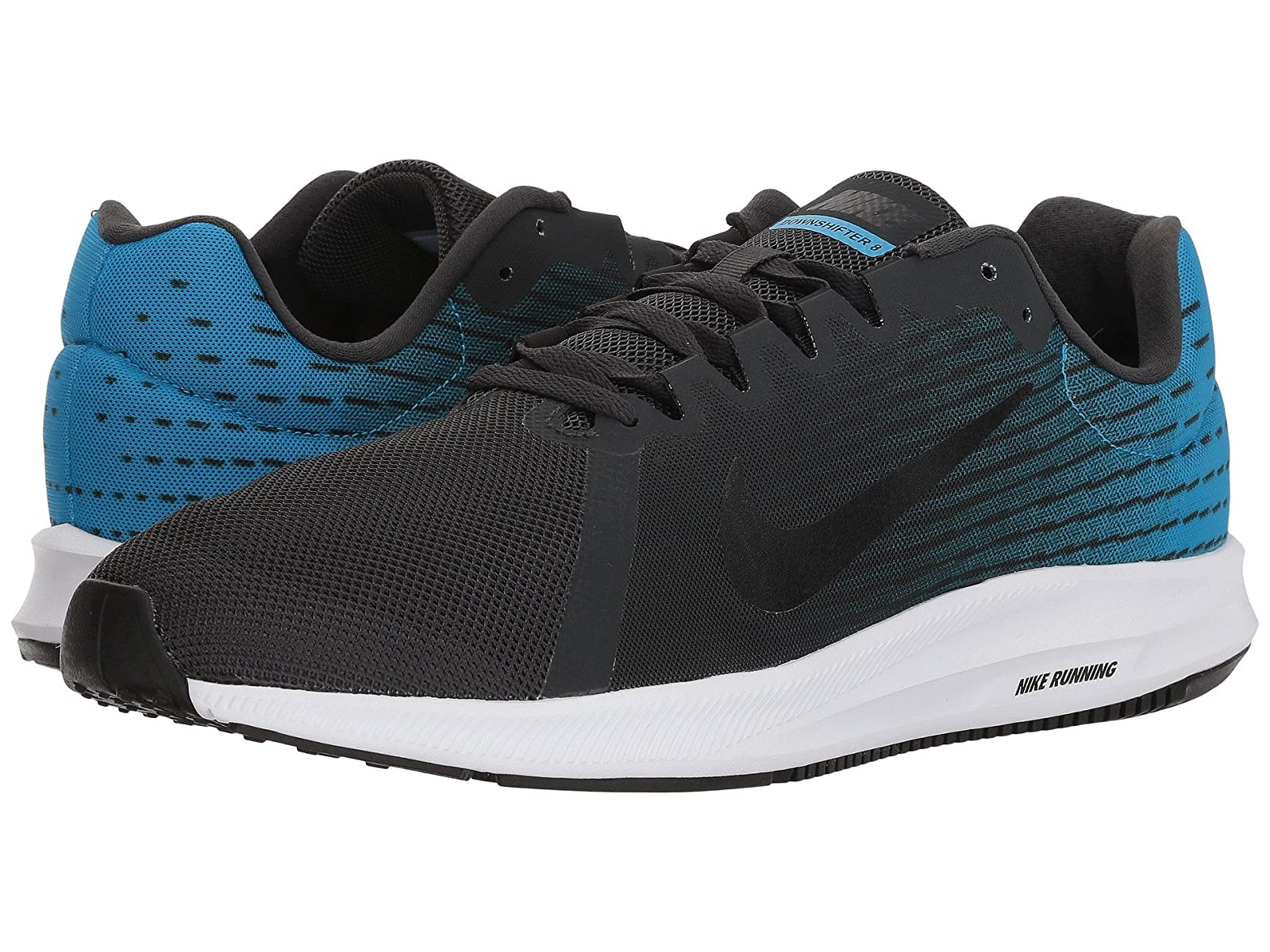Nike Downshifter 8Atmospheric grades have affordable shoes